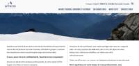 Antares Tourisme - Site créer avec WordPress - etisse.ch