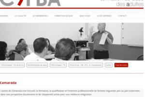 C9FBA - site web sous Wordpress - interventions eTisse.ch