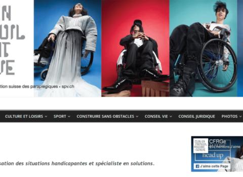CFRGe - site web sous Wordpress mis en place par eTisse.ch