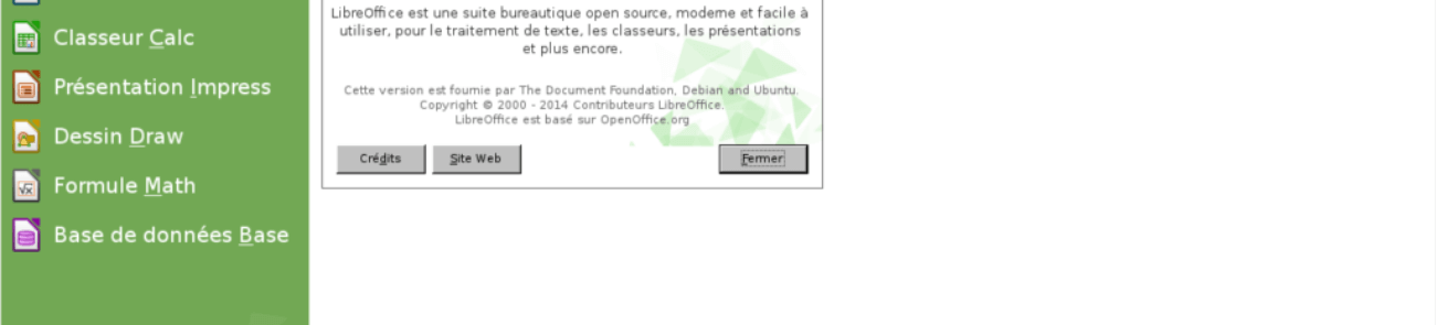 Libre Office débutant / avancés - ateliers & Formation etisse.ch