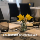 Restaurant BelEsperance, formation WordPress individuelle personnalisée