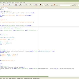 """Création de site web """"from scratch"""" - etisse.ch développement de site web"""