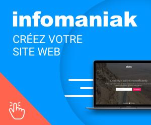 Infomaniak, hébergeur suisse écologique - parteneraire etisse.ch, création de site Internet